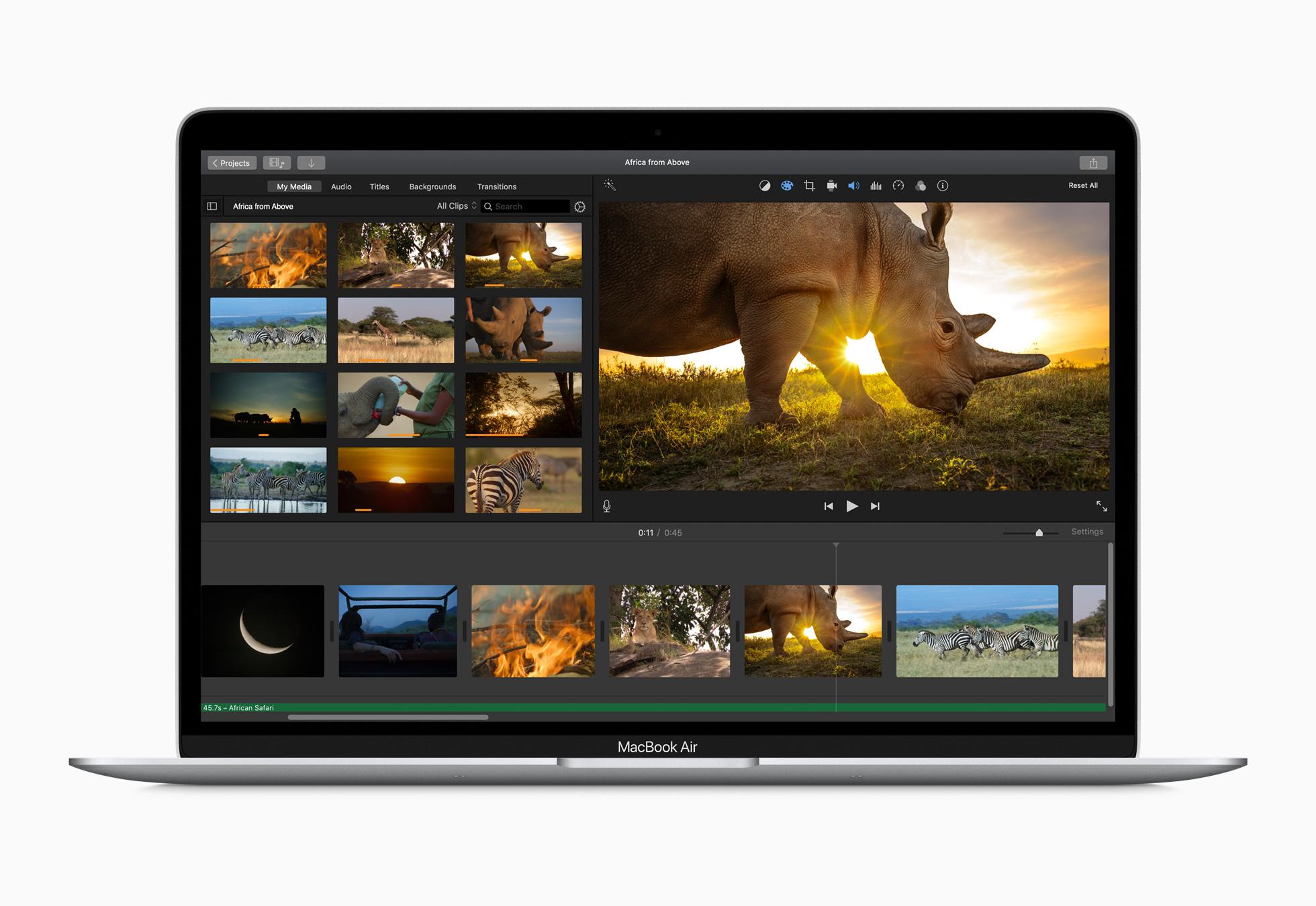 Win 10, iPad Pro und das neue Macbook Air
