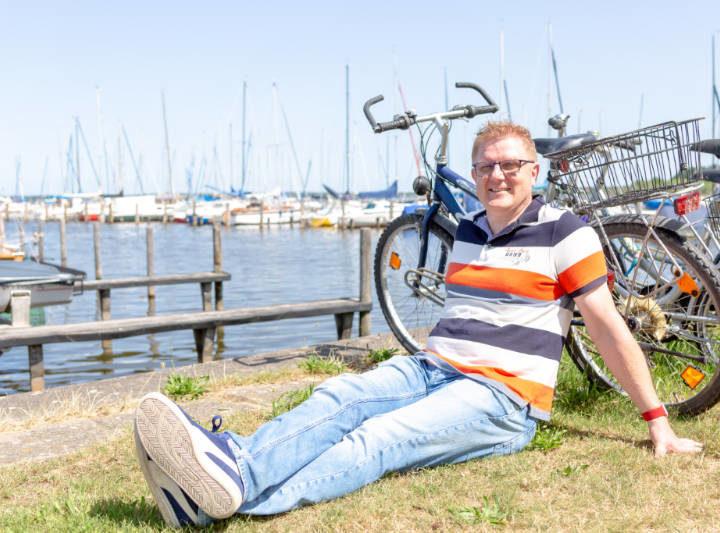 Fahrradfreundliches Steinhude